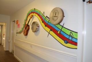 Woodford House Corridor