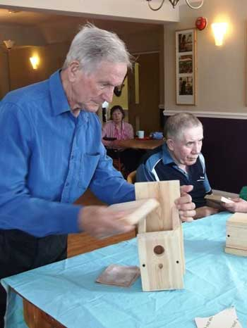 woodworking at woodford house